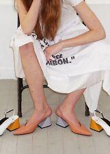 Yuul Yie Elle Meme Sling back Sandals IT 37.5 Retail $201