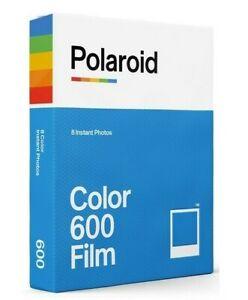 Polaroid Originals 600 COLOUR Instant Film dated 11/20