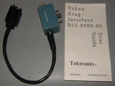 TEKTRONIX 015-0600-00 Token Ring Interface for 1503C TDR Cable Tester