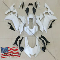 ABS  Injection Unpainted  Bodywork Fairing Kit for Yamaha YZF R6 2017-2018 17-18