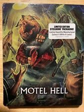 Motel Hell Steelbook Limited Edition (Bluray)