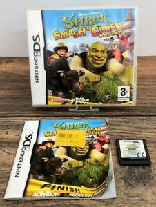 Shrek's Smash n Crash Racing [Nintendo DS / Lite / DSi / XL Game] GENUINE