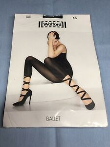 Wolford Ballet Tights Black Size XS