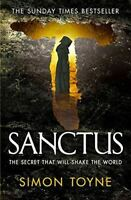 Sanctus (Sancti Trilogy 1), Simon Toyne, Very Good, Paperback