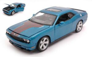 Miniature voiture auto 1:24 Dodge Challenger SRT8 diecast Modélisme Static