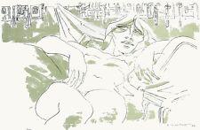 CONVERSANO Romano, Senza titolo (Venezia 73). Litografia 1974