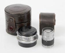 Nikon W-Nikkor C 2.8 cm f/3.5 RF Lens S mount for SP S2 S3 w/ Zoom Finder
