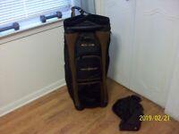 VERY RARE TAYLORMADE VOR-TECH 7 WAY DIVIDER CART/CARRY GOLF BAG