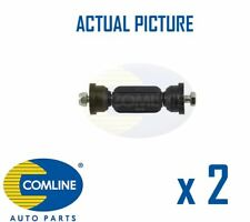 2 x REAR DROP LINK ANTI ROLL BAR PAIR COMLINE OE REPLACEMENT CSL7019