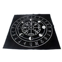 1pc Dedicated Tablecloth Divination Altar Tarot Cards for Party Home Shop