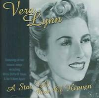 VERA LYNN - A STAR FELL OUT OF HEAVEN USED - VERY GOOD CD