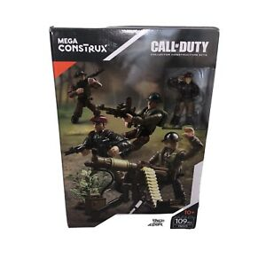 Mega Construx Call Of Duty Legends Allied Soldiers Building Set FMG15 Toy New
