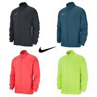 Nike Mens Academy Sports Jackets Dri FIT Football Tracksuit Track Top Jacket Zip