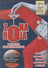 DVD -  Zona Roja NEW Fanny Cano Armando Silvestre FAST SHIPPING !