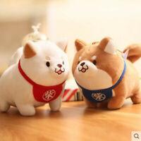Cute Animal Dog Shiba Inu Pillow Cushion Soft Plush Toy Stuffed Doll Kids Gift