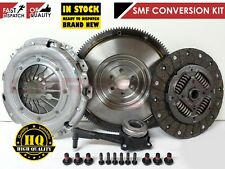 FOR VW JETTA 2.0 TDI SOLID DUAL MASS FLYWHEEL CLUTCH CONVERSION KIT AZV BKD BMM