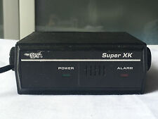 VINTAGE FOX SUPER XK RADAR DETECTOR FUZZ BUSTER CAR AUTOMOTIVE 1980s VERY RARE!!