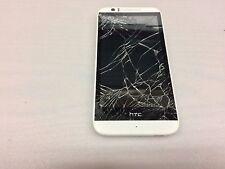 HTC DESIRE 510 OPCV1 (WHITE) BOOST MOBILE SMARTPHONE-PLEASE READ BELOW