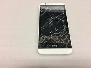HTC DESIRE 510 OPCV1 (WHITE) BOOST MOBILE SMARTPHONE-PLEASE READ BELOW