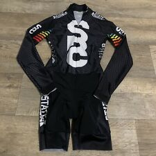 Endura SBC State Bicycle Company Cycling Race Suit Skinsuit Bib Size XS
