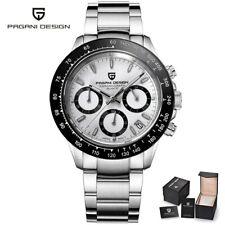 Diseño PAGANI 2019 nuevos relojes para hombres reloj de pulsera de cuarzo
