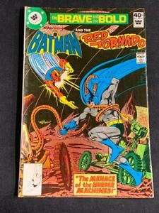 BRAVE AND THE BOLD #153, (1979) DC COMICS (PA1) WHITMAN Variant, BATMAN