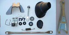 Clutch 4-Speed Kit 66-70 B-Body BB & SB Linkage Frame Bracket Boot Rod Fork 9