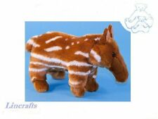 Baby Tapir Plush Soft Toy by Dowman Soft Touch from Lincrafts. 20cm  RA915