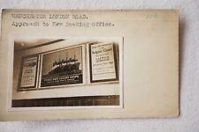 More details for c1920s lner manchester london road station railway photo & negative publicity 5