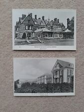 Postcards Of Old POW Camp in Derbyshire featured in film The One That Got Away
