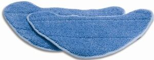 2 * VAX S2S S2ST Compatible Microfibre MOP CLEANING PADS Floor Pro Steam Cleaner