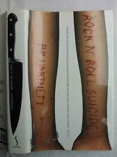 P P HARTNETT.ROCK N ROLL SUICIDE.1ST/1 2002 UK EDITION,H/B D/J