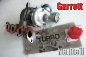 Turbocompressore 03G253010JX VW Golf Touran Passat Audi A3 2.0 Tdi Bkd , Garrett