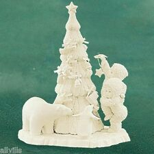 LIFT ME HIGHER I CAN'T REACH  #68632 DEPT 56 retired SNOWBABIES