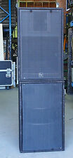 ElectroVoice Manifold MTH/MTL 4 cabinet Speaker System