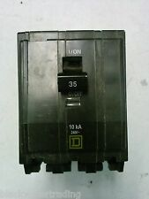 NEW OUT OF BOX SQUARE D 35 AMP CIRCUIT BREAKER Q0B335