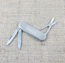 Tipo's Creations Mini Multi-Purpose Tool - Engraved and Personalized- Groomsmen