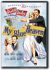 My Blue Heaven DVD New Betty Grable Dan Dailey