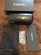 Chanel Sunglasses Case, Box And Bag