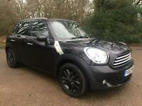 2012 MINI Countryman 1.6 Cooper 5dr Auto Hatchback Petrol Automatic