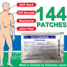 Salonpas 140 Patches Pain Relieving Relief Arthritis Hisamitsu Lower Back Pain