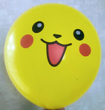 Pokemon Pikachu Helium Quality Latext Balloon 5 Pack with Fast Free Shipping