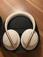 Bose Noise Cancelling Headset 700 - Soapstone Limited Edition