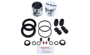 for CITROEN C5 2001-2008 FRONT L & R Brake Caliper Seal Kit +Pistons (BRKP509)
