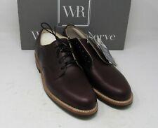 "Whites Boots, Otto Derby. Burgundy, 10.5 D, 5 "", Dainite sole."