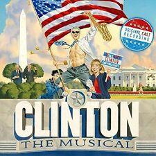 JAMES DOBINSON/CLINTON CAST (MUSICAL CAST RECORDING) - CLINTON: THE MUSICAL [ORI
