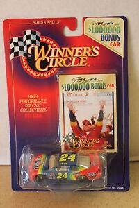 1997 Jeff Gordon #24 DuPont Chevy Monte Carlo Million Dollar Bonus car 1/64