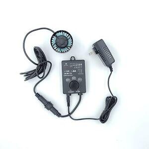Jebao SLW-10 Wave Maker Flow Pump with Controller for Nano Marine Reef Aquarium