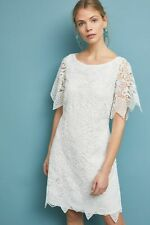 NWT Sz 2 Anthropologie Charleston Lace Mini Dress Retail $180