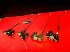 06-12 FORD FUSION POWER DOOR LOCK LATCH ACTUATOR MOTOR FRONT REAR LEFT RIGHT OEM